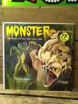 Monster Sounds And Dance Music Record