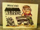 Odd Rods Card Sticker