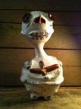 Skull Pattern of Devil