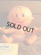 Diaparene Baby Figure  ビンテージ ダイアパリンベイビー フィギュア デーキン アドバタイジング 企業キャラクター 企業物 トイ toy おもちゃ ヴィンテージ 80年代