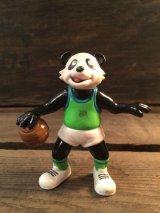Sports Panda PVC Figure ビンテージ ホワイトキャッスル PVC フィギュア スポーツパンダ ミールトイ ファーストフード アドバタイジング 企業物 トイ toy おもちゃ ヴィンテージ 80年代 vintage