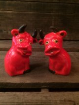 Red Cow Salt & Pepper