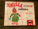 MAGILLA MIXIES SOLITAIRE CARD GAME ビンテージ ハンナバーベラ マギーラゴリラ カードゲーム トイ toy おもちゃ ヴィンテージ 60年代