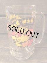 PAC-MAN Glass Beer Mug