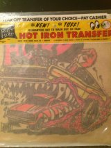 HOT IRON TRANSFER Rats Hole