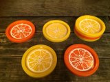 Lemon & Orange Coasters