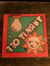 1976's KELLOGG IRON ON STICKER ビンテージ ケロッグ ステッカー シール シリアル ノベルティー アドバタイジング 企業キャラクター 企業物 アメリカ雑貨 ヴィンテージ 70年代 vintage