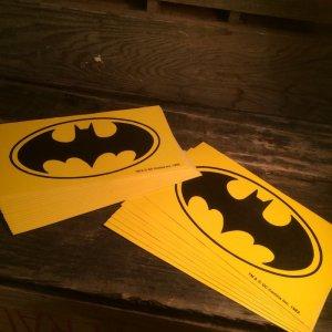 画像1: BATMAN STICKER