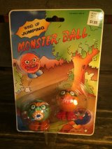MONSTER BALL WIND UP BLISTER