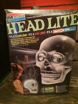 HEAD LITE IN GLOWS IN THE DARK