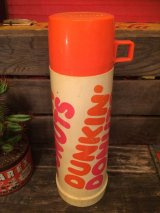 DUNKIN DONITS Thermos Bottle
