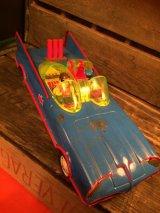 BATMOBILE Tin Car