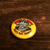 ZAP! COMIX Tin Badge