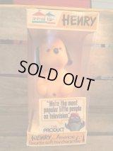 Henry the Dog Animal Fair Viny Doll ビンテージ ヘンリーザドッグ フィギュア ソフビ アドバタイジング 企業キャラクター 企業物 トイ toy ヴィンテージ 70年代