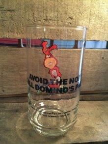 他の写真1: Domino's Pizza NOID Glass ビンテージ ドミノピザ ノイド グラス タンブラー コップ ファーストフード アドバタイジング 企業キャラクター 企業物 アメリカ雑貨 ヴィンテージ 80年代 vintage