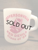GLASBAKE DEVIL MUG