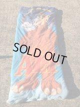 ALF Sleeping Bag ビンテージ アルフ 寝袋 シーツ スリーピングバッグ アメリカ雑貨 ヴィンテージ 80年代
