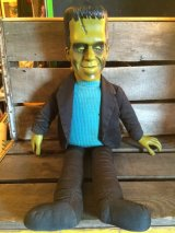 Munsters Herman Talking Doll