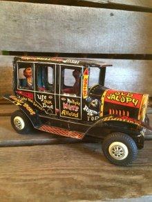 """他の写真2: MARX """"OLD JALOPY"""" LITHO TIN CAR"""
