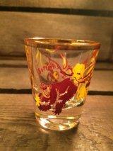 Bottoms Up Shot Glass