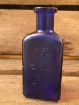 OWL POISON BOTTLE