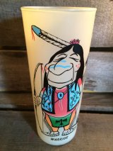 Indian Ice Tea Glass 『WARRIOR』
