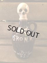 SKONK SKULL BOTTLE