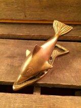 Dolphin Brass Clip