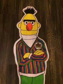 他の写真1: Sesame Street Bert Pennant ビンテージ ジムヘンソン セサミストリート バート ペナント アメリカ雑貨 ヴィンテージ 80年代
