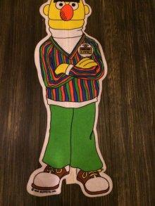 他の写真2: Sesame Street Bert Pennant ビンテージ ジムヘンソン セサミストリート バート ペナント アメリカ雑貨 ヴィンテージ 80年代