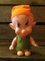Seven Little People Doll ビンテージ ディズニー 7人の小人 白雪姫 ドール フィギュア ソフビ トイ toy おもちゃ ヴィンテージ 60年代