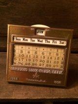 Freemasonry Perpetual Calendar