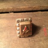 Freemasonry Mexican Ring