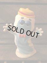 General Mills Monster Boo Berry Figure ビンテージ ブーベリー フィギュア ソフビ ドール シリアル モンスター ジェネラルミルズ アドバタイジング 企業キャラクター 企業物 トイ toy おもちゃ ヴィンテージ 70年代 vintage
