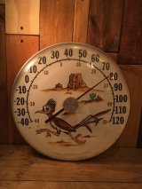 Road Runner Thermometer