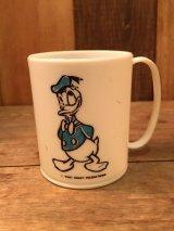 Donald Duck Disney Cup ドナルドダック ディズニー カップ  ビンテージ ヴィンテージ