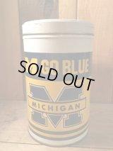University of Michigan(UM) Tin Can  ビンテージ ミシガン大学(UM) Tin製 缶 ヴィンテージ