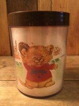 """Shirt Tales """"Lion Cub Supersta"""" Thermo Cup シャツテイルズ ビンテージ サーモカップ プラスチックコップ 80年代"""