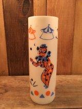 Clown Vintage  Plastic Cup ビンテージ クラウン ピエロ プラスチック製 コップ 70年代 ヴィンテージ