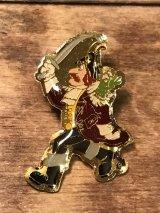 McDonald's Captain Crook Metal Pins マクドナルド ビンテージ キャプテンクロック ピンズ ノベルティ ピンバッジ vintage