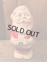 Squeeze Figure Vintage Santa Claus ビンテージ スクイーズトイ サンタクロース フィギュア ラバードール 60年代頃 ヴィンテージ