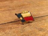 Vintage Metal Pins ビンテージ メタル製 ピンズ 国旗 80年代頃 ヴィンテージ
