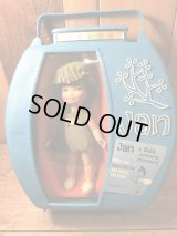 60's Vintage Remco Heidi Jan Doll Box Case ビンテージ ハイジ ジャン ドール ケース付き 人形 レムコ 60年代 ヴィンテージ