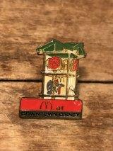 McDonald Metal Pins マクドナルド ビンテージ ピンズ ピンバッジ ファーストフード ノベルティー ヴィンテージ vintage