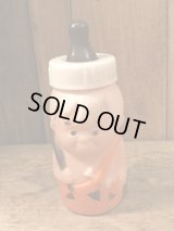 Flintstones Bamm Bamm Baby Bottle ビンテージ ハンナバーベラ バンバン 哺乳瓶 70年代 ヴィンテージ