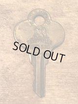 Eagle Lock Co Key ビンテージ キー 鍵 カギ 真鍮 40年代 ヴィンテージ vintage