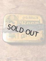 J.C.Dill's Best Cut Plug Tin Can ビンテージ タバコ 缶 1920年代 ヴィンテージ vintage