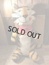 Tony The Tiger Plush Doll トニーザタイガー ビンテージ アドバタイジング 企業キャラクター プラッシュドール ケロッグ 70年代 ヴィンテージ vintage