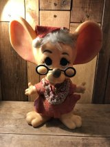 Roy Des of Florida Country Mouse Christmas bank フロリダマウス ビンテージ バンク トッポジージョ 貯金箱 70年代 フィギュア ヴィンテージ vintage