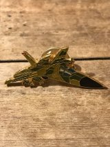 Military American Airforce Jets Pin Badge ジェット機 ビンテージ ピンバッジ ミリタリー エアフォース 80年代 ピンズ ヴィンテージ vintage